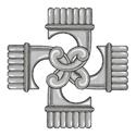 Badge of Dennis E. Roe