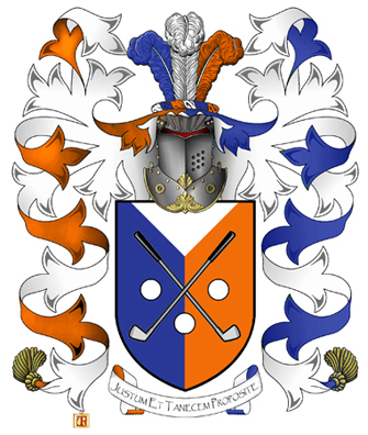 Arms of Robert Muccio