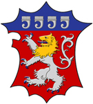 Arms of Dale C. Roe