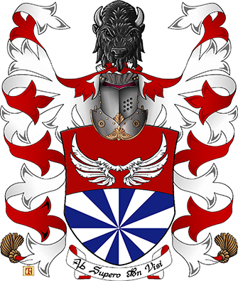 Arms of Christopher Stevens